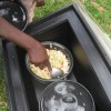 Solar Cookers to Bon Samaritan Orphanage